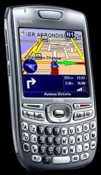 Palm treo 680 tomtom navigator 6