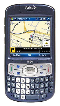 Palm Treo 800W Sprint