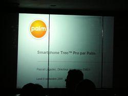 Palm Treo Pro Conf 01