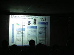 Palm Treo Pro Conf 04