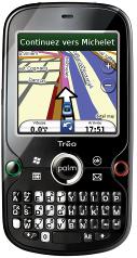 Palm Treo Pro Garmin