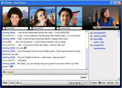 Paltalk Messenger screen1