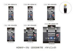 panasonic cable hdmi 1.4