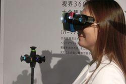 Panasonic casque réalité virtuelle