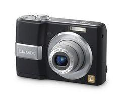 Panasonic Lumix DMC LS80 noir