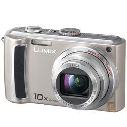 Panasonic Lumix DMC TZ5K argent