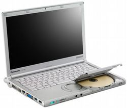 Panasonic Toughbook SX2