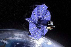 panneaux solaires origami