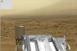 panorama curiosity mars nasa