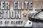 Panzer Elite Action : Fields of Glory - Logo