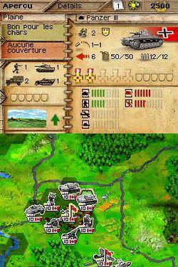 Panzer Tactics DS   2