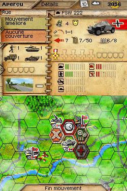 Panzer Tactics DS   7