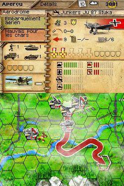 Panzer Tactics DS   8