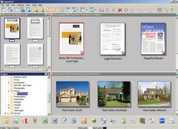 PaperPort Professional 12 screen 2