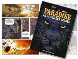 Paradise test : BD