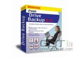 Paragon Drive Backup