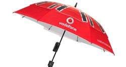 Parapluie high-tech Vodafone