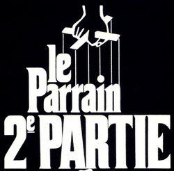 Le Parrain 2   Logo