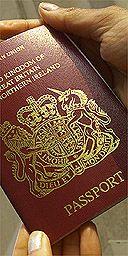 passeport britannique biométrique