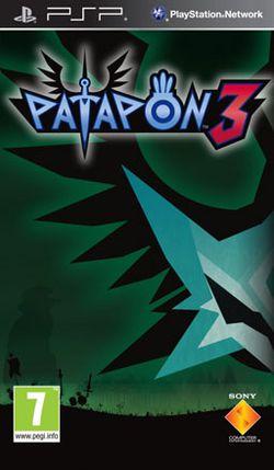 Patapon 3 - pochette