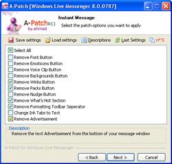 A-Patch screen1