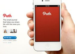 Path iPhone