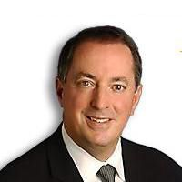 Paul Otellini Intel logo pro