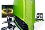 pc alienware aurora vert