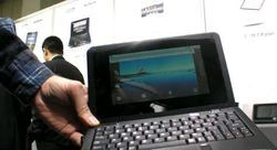 PC706V netbook Android