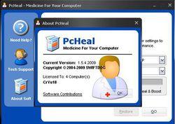PCHeal logo 2