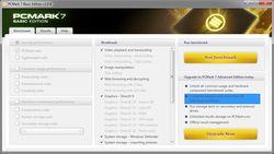 PCMark 7 screen 1