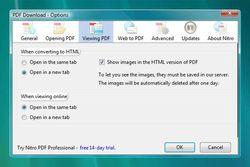 PDF Download screen 2