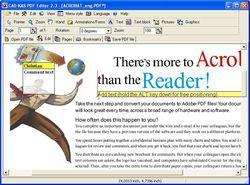 PDF Editor screen 1