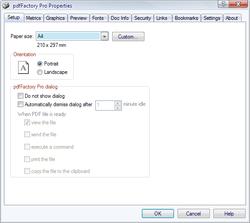 PdfFactory Pro screen 2