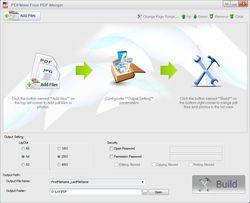 PDFMate Free PDF Converter screen2