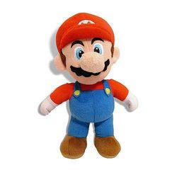 Peluche Mario