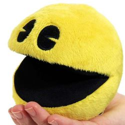Peluche Pac-Man