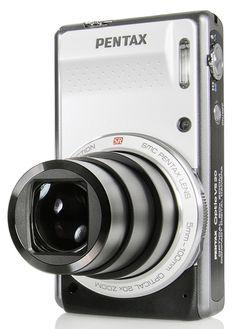 Pentax Optio VS20 - 2