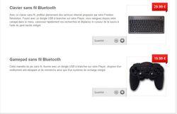 périphériques Bluetooth Free