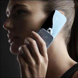 Personne téléphone mobile