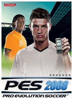 Pes 2008 mobile