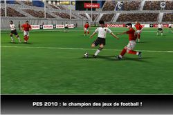 PES 2010 iPhone 01