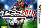 PES 2011 3D - jaquette Europe