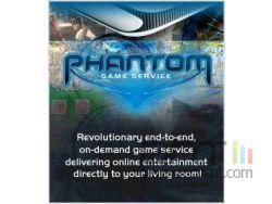 Phantom game service small