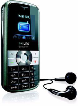Philips Xenium 9@9u
