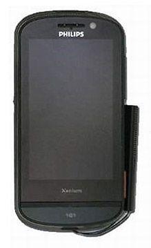 Philips Xenium X830 1