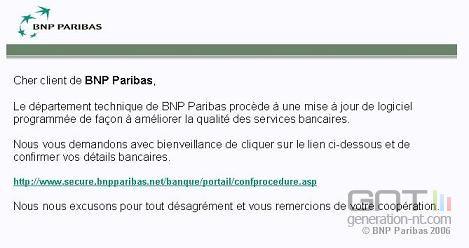 Phishing bnp jpg