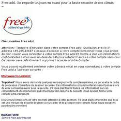 Phishing Free mai 2009.