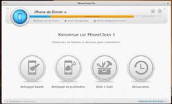 PhoneClean Pro 1
