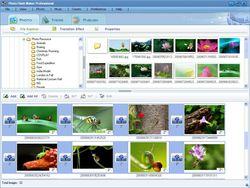 Photo Flash Maker screen1